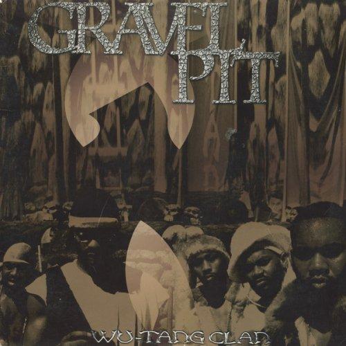 """Wu-Tang Clan - Gravel Pit, 12"""", Promo"""