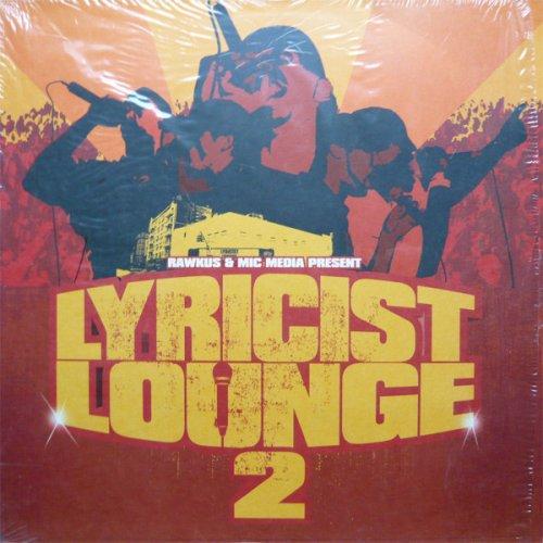 Various - Lyricist Lounge 2, 2xLP