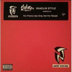 """Shyheim - Shaolin Style, 12"""", Promo"""