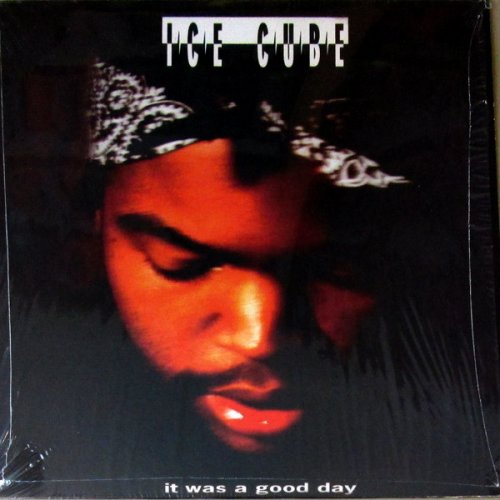 """Ice Cube - It Was A Good Day, 12"""""""