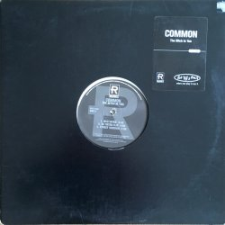 """Common / No I.D. - The Bitch In Yoo / The Real Weight, 12"""", Promo"""