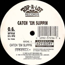 "O.G. Style - Catch 'Em Slippin / Power, 12"""