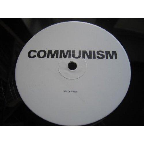 """Common Sense - Communism, 12"""", Promo"""
