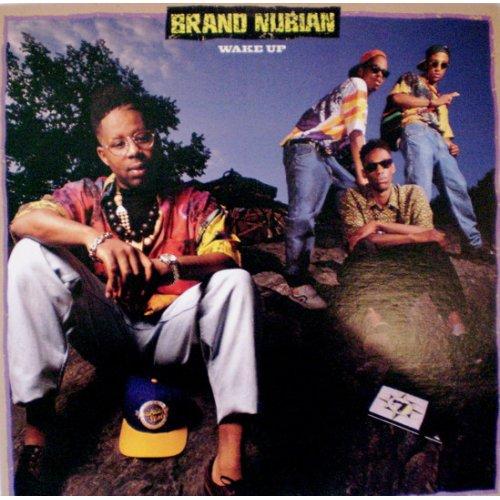 """Brand Nubian - Wake Up, 12"""""""