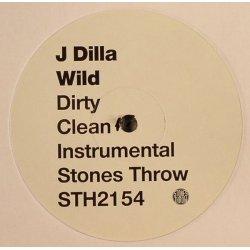 "J Dilla - Wild / Make 'Em NV, 12"""
