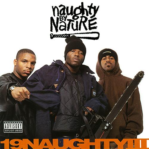 Naughty By Nature - 19 Naughty III, LP