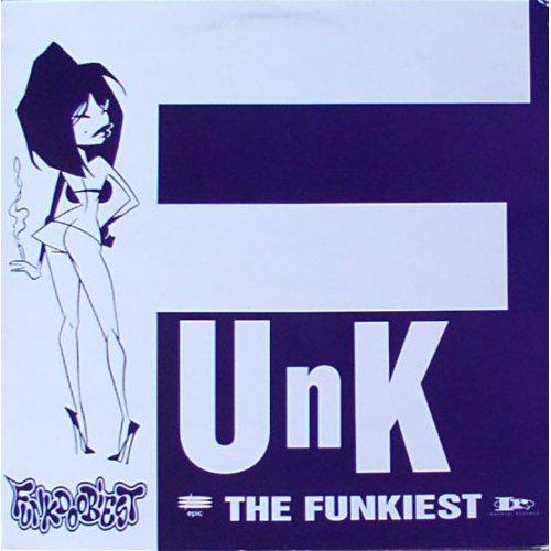 "Funkdoobiest - The Funkiest, 12"""