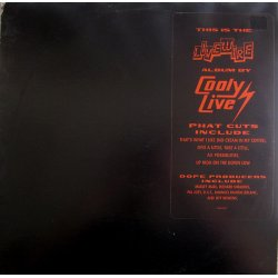 Cooly Live - Livewire, LP, Promo