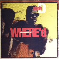 """Schoolly D - Where'd You Get That Funk From, 12"""""""