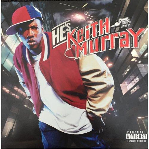 Keith Murray - He's Keith Murray, 2xLP