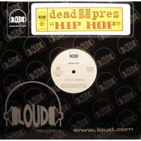 """dead prez - Hip-Hop, 12"""", Promo"""