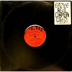 """Eazy-E - Real Compton City G's / Real Muthaphuckkin G's, 12"""", Promo"""