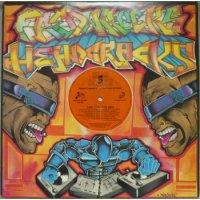 Fredwreck Nassar - Head Cracks 3, LP