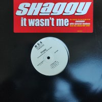 """Shaggy - It Wasn't Me, 12"""", Promo"""
