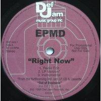 "EPMD - Right Now / Symphony, 12"", Promo"