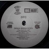 "DFC - Digga Bigga Ditch, 12"", Promo"