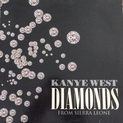 "Kanye West - Diamonds From Sierra Leone, 12"", Promo"