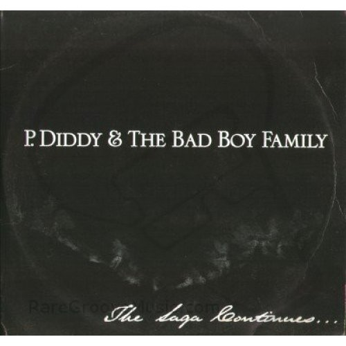 P. Diddy & The Bad Boy Family - The Saga Continues..., 2xLP