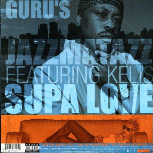 "Guru's Jazzmatazz - Supa Love / Certified, 12"""