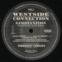 """Westside Connection - Gangsta Nation, 12"""", Promo"""