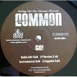 """Common - Go!, 12"""", Promo"""