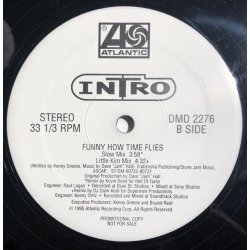 """Intro - Feels Like The First Time, 12"""", Promo"""