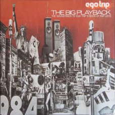 Various - Egotrip's The Big Playback, 2xLP, Reissue