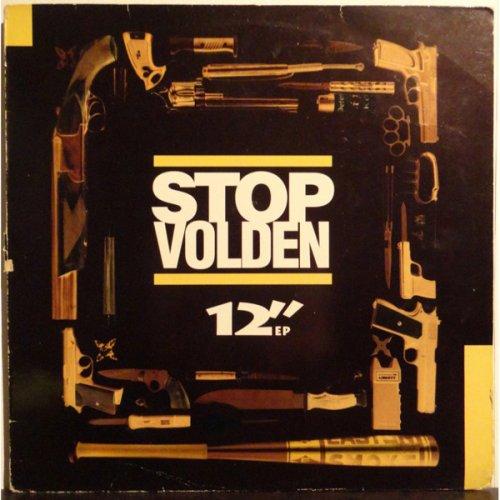 """Various - Stop Volden, 12"""", EP"""