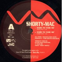 "Shorty-Mac - Hard To Tame Me, 12"", Promo"