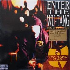 Wu-Tang Clan - Enter The Wu-Tang (36 Chambers), LP, Reissue