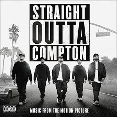 Various - Straight Outta Compton (Music From The Motion Picture), 2xLP