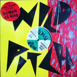 """Gang Starr - Movin' On / Gusto / Knowledge, 12"""", Repress"""