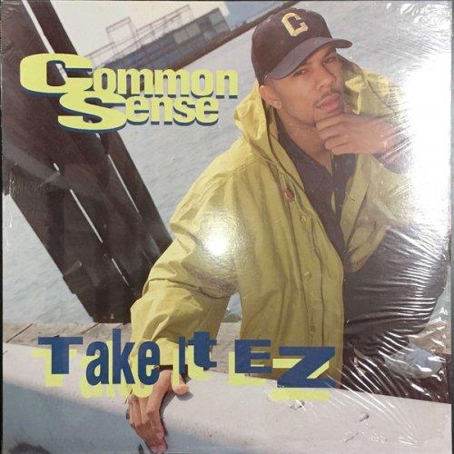 """Common Sense - Take It EZ, 12"""""""