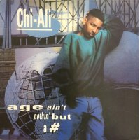 """Chi-Ali - Age Ain't Nothin' But A #, 12"""""""