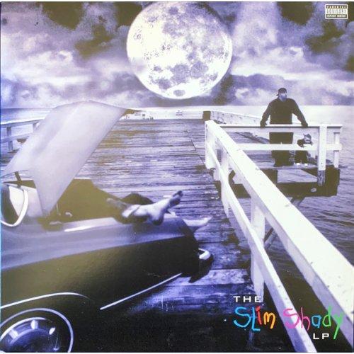 Eminem - The Slim Shady LP, 2xLP, Reissue, Repress