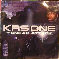 KRS One - The Sneak Attack, 2xLP