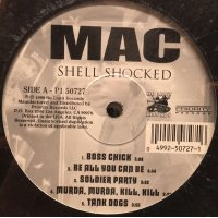 Mac - Shell Shocked, 2xLP