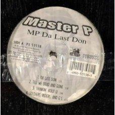Master P - MP Da Last Don, 3xLP