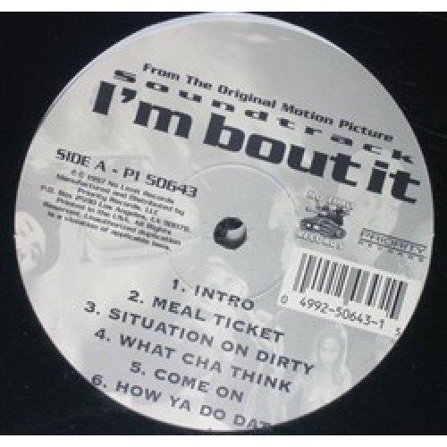 Various - I'm Bout It, 2xLP
