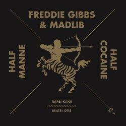 "Freddie Gibbs & Madlib - Half Manne Half Cocaine, 12"""