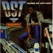 """D.St. - Home Of Hip Hop, 12"""""""
