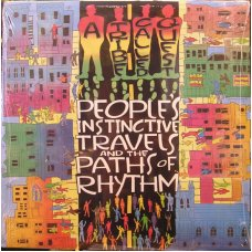 A Tribe Called Quest - People's Instinctive Travels And The Paths Of Rhythm, 2xLP, Reissue, Remastered