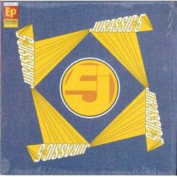 """Jurassic 5 - Jurassic 5 EP, 12"""", EP, Reissue"""