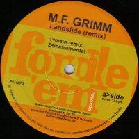 """M.F. Grimm - Landslide (Remix), 12"""""""