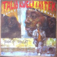 Talib Kweli & Hi Tek : Reflection Eternal - Train Of Thought, 2xLP