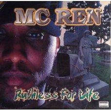 MC Ren - Ruthless For Life, LP