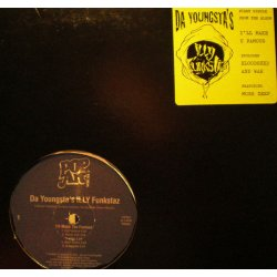 """Da Youngsta's ILLY Funkstaz - I'll Make You Famous / Bloodshed And War, 12"""""""