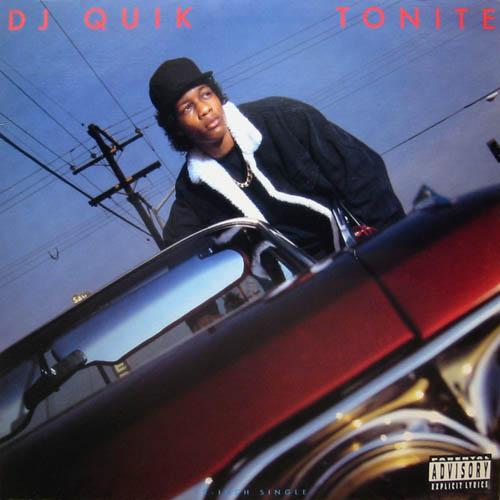 """DJ Quik - Tonite, 12"""""""