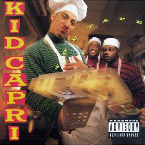 Kid Capri - The Tape, LP, Reissue