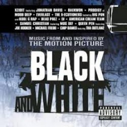 Various - Black And White - The Soundtrack, 2xLP